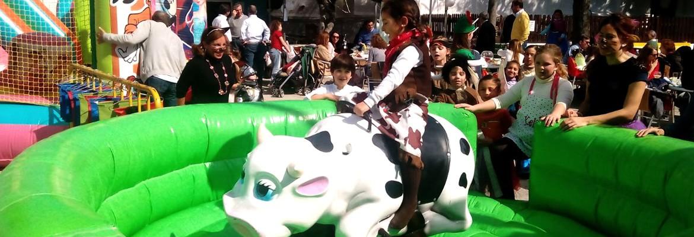 Toro Mecanico Infantil