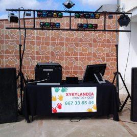 Equipos Sonido con DJ