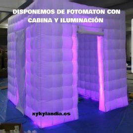 Cabina Fotomatón